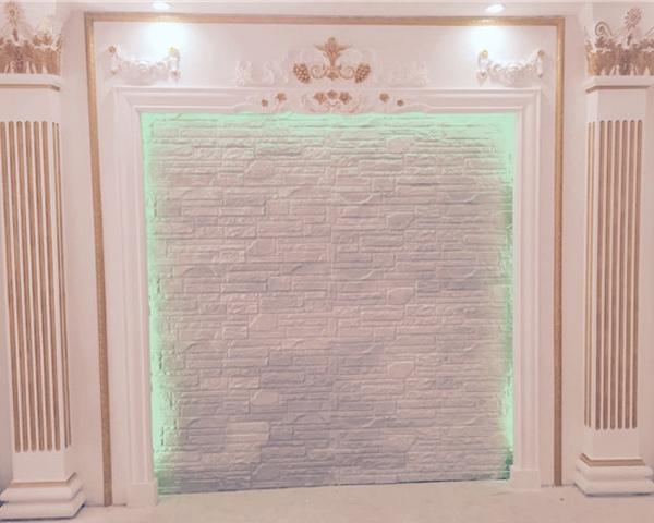 石膏背景墙