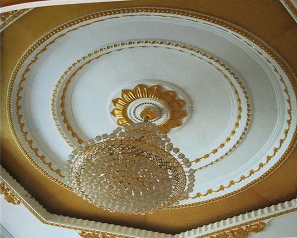石膏天花板样式