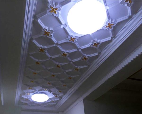 石膏阴角线吊顶装修有必要吗?